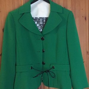 Tahari Blazer and Skirt Suit